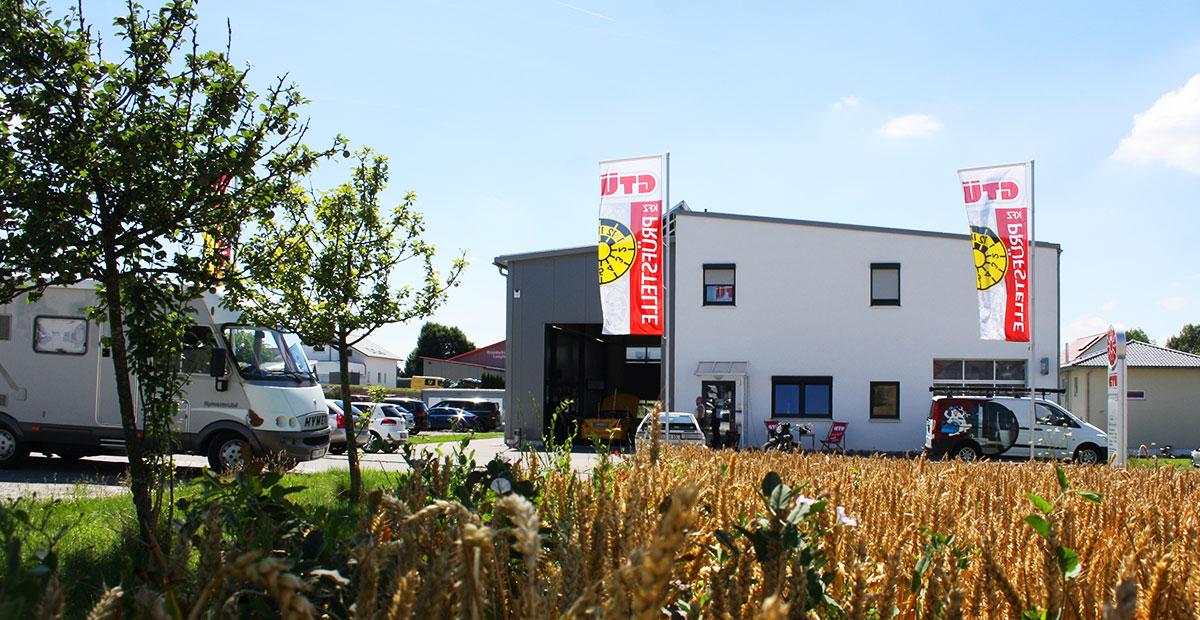 GTÜ Prüfstelle – Ingenieurbüro Birnbreier – 88326 Aulendorf