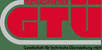 Logo GTÜ – Gesellschaft für Technische Überwachung mbH
